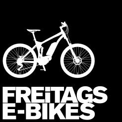 FREITAGS-E-BIKES – Verleih und Events